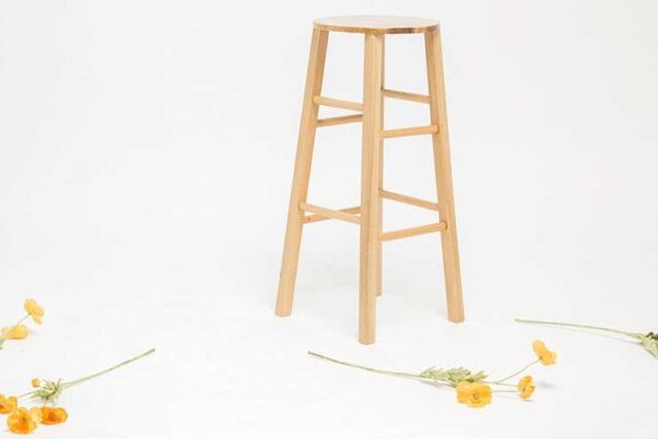 Chair & Flower