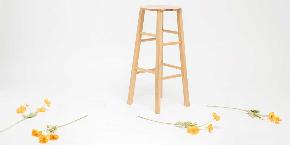 Flower & Chair